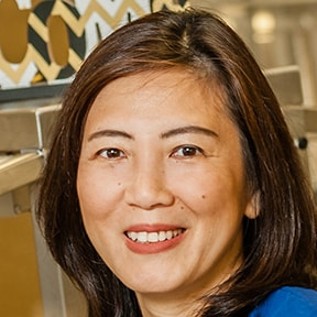 Portrait Image of Ms. Bong