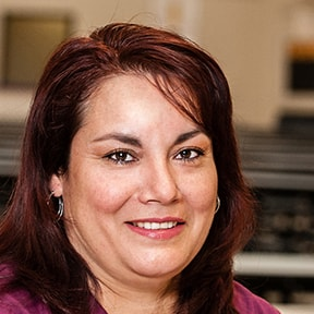 Portrait Image of Ms. Ramirez