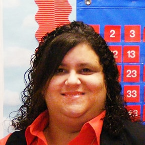 Portrait Image of Ms. Serrano