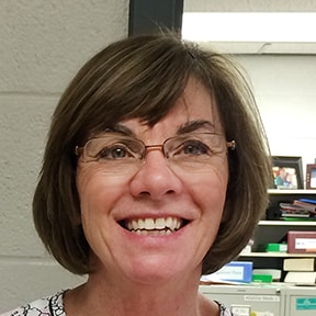 Portrait Image of Ms. Rihm