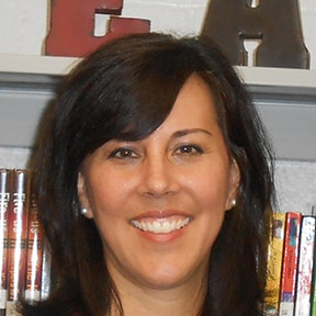 Portrait Image of Mrs. Steimer