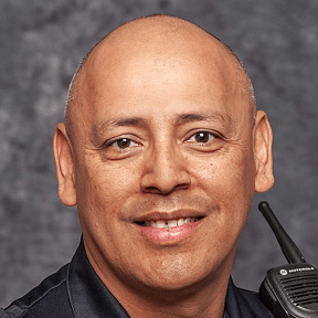 Portrait Image of Officer Jimenez