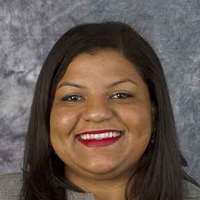 Portrait Image of Ms. Calcano