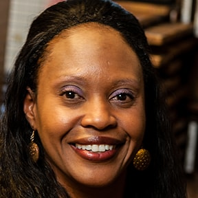 Portrait Image of Ms. Bonaby