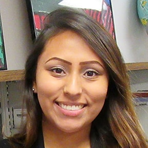 Portrait Image of Ms. Martinez