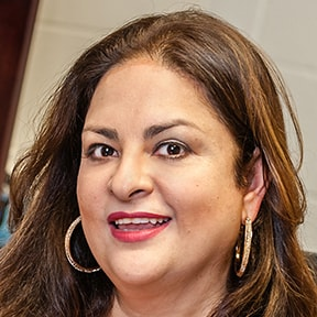 Portrait Image of Ms. Saucedo