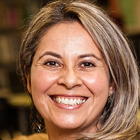 Portrait Image of Mrs. Garcia
