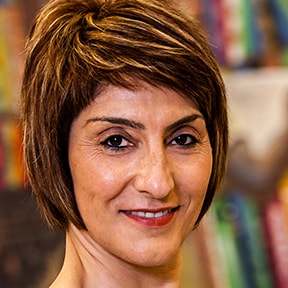 Portrait Image of Mrs. Sadri