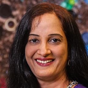 Portrait Image of Mrs. Duggirala